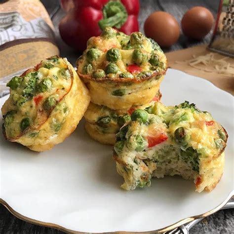 Brokastu minī omlešu groziņi - INSTA receptes - tavs ...