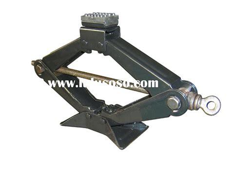 Manual Scissor Jack For Auto Car For Sale