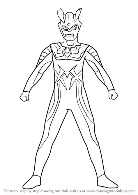 Coloring Ultraman by Ultraman Coloring Pages Printable Coloring Pages