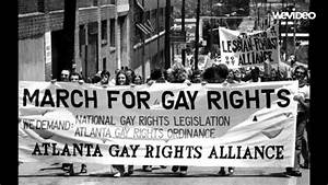 Gay Rights Movement in the 1960s to now - YouTube