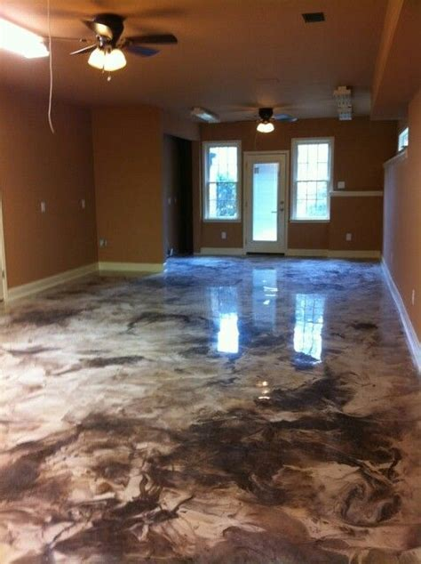 17 Best ideas about Epoxy Floor Basement on Pinterest