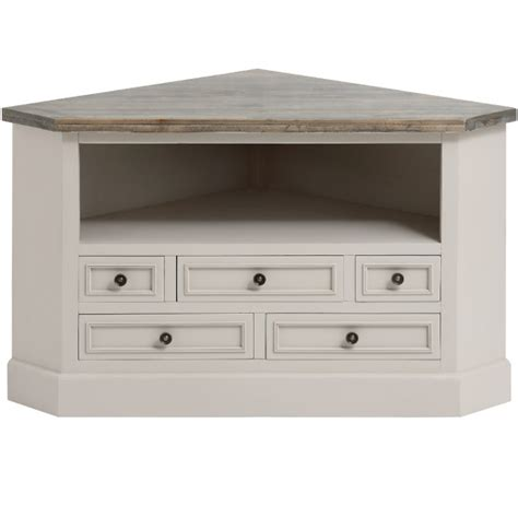 cheap television stands and cabinets mushroom grey painted corner tv cabinet corner tv