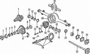 Toyota Previa Parts Diagram  U2022 Downloaddescargar Com