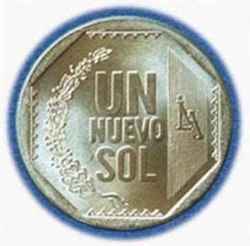 peruvian nuevo sol currency flags   world
