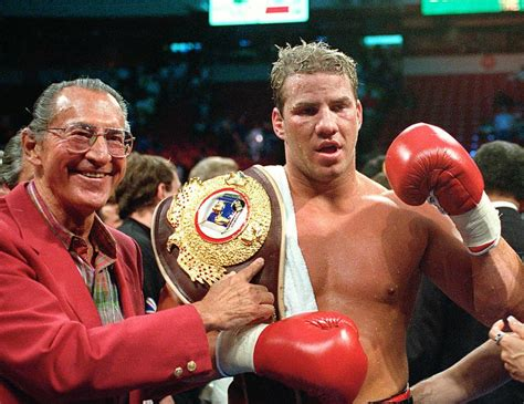 heavyweight boxer tommy morrison dies   sports