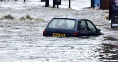 flood warnings  place  greater manchester