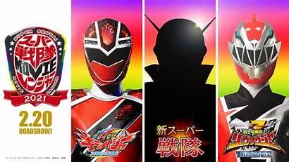 Sentai Movie Zenkaiger Kikai Toei Announces Teaser