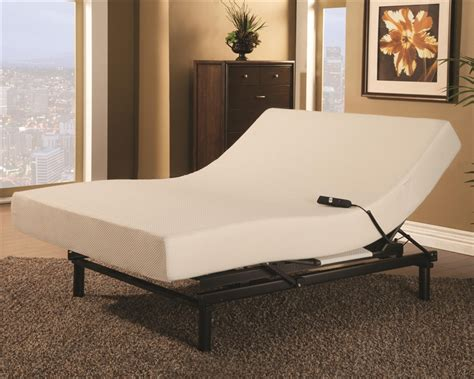 Twin Long Adjustable Bed In A Box By Coaster