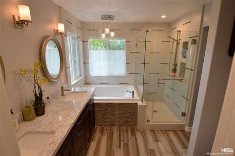 yucaipa ca contemporary master bathroom remodel nkba
