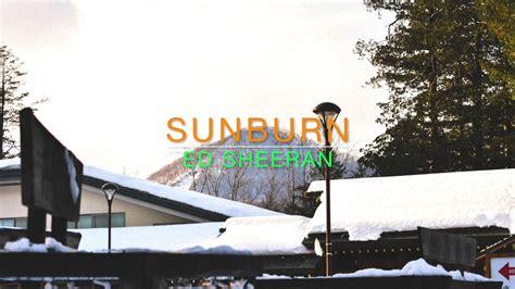 Sunburn  Ed Sheeran (cover) Youtube