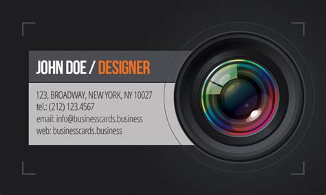 photography templates free free photography business card template business cards templates
