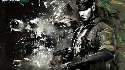 Metal Mgs3 Gear Solid Snake Eater Wallpapers