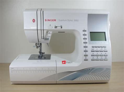singer quantum 9960 sewingmachine matri sewingmachines