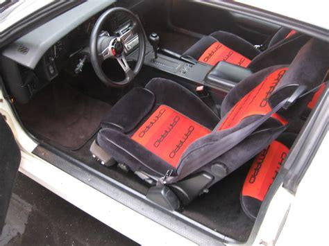 3rd Camaro Custom Interior by Show Your Custom Interiors Third Generation F