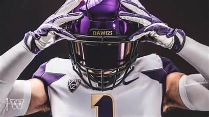 Huskies Washington Football Uniforms Chief Master Characters