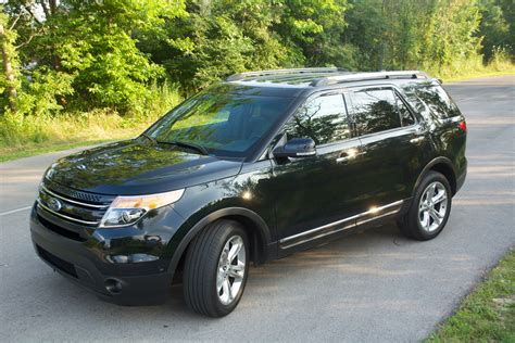 2014 Ford Explorer Limited Review - 12 - Motor Review