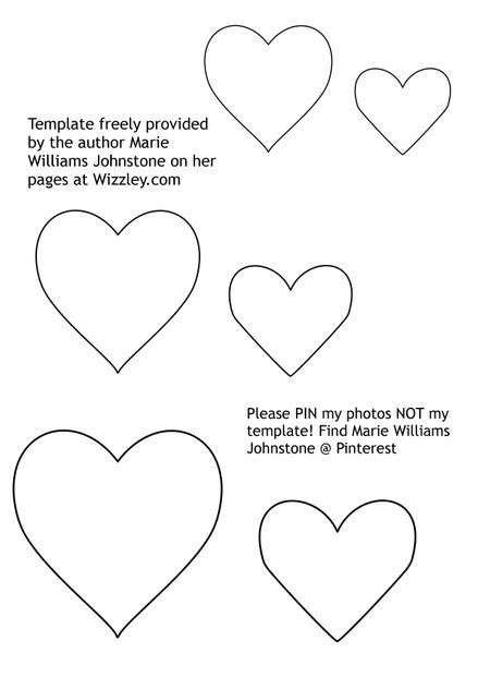 stuffed felt hearts tutorial