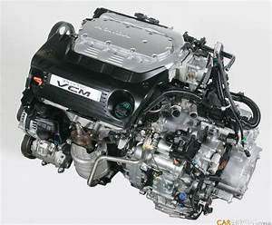 2008 Honda Accord V6 Engine Details