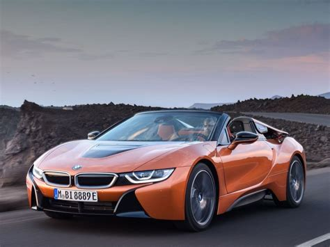 Bmw I8 Roadster  La Sportive Hybride Rechargeable Tombe