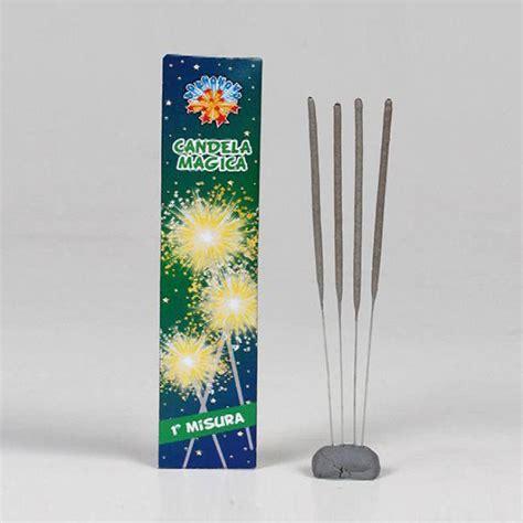 offerta pz candela magica  misura nbb eventi