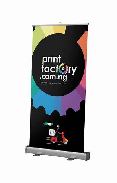 Banner Rollup Base Printfactory Economy Slim Filter