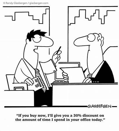 Sales Cartoons Funny Quotes Selling Glasbergen Cartoon