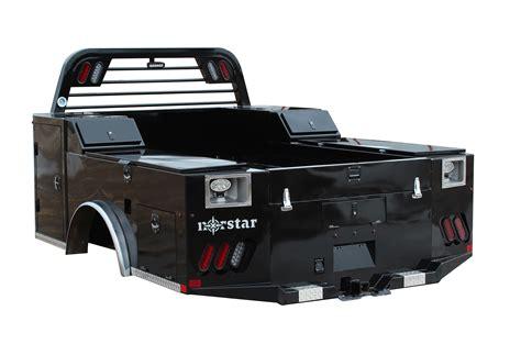 Norstar SD Service Truck Bed