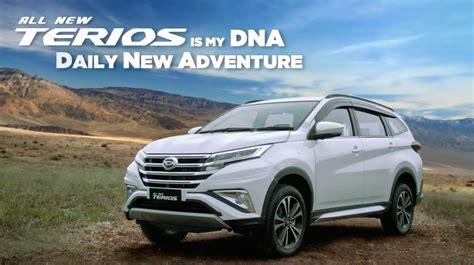 Daihatsu Indonesia by New 2018 Daihatsu Terios Makes Debut In Indonesia Paul