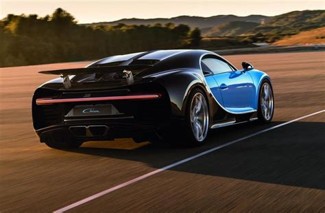 bugatti chiron officially revealed hp veyron