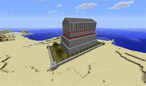 Mausoleum of Halicarnassus Minecraft Project