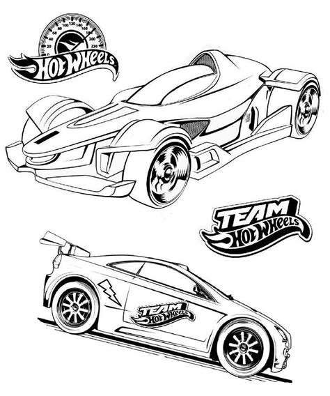 Color Hot Wheels Race Cars in 2020 Hot wheels races