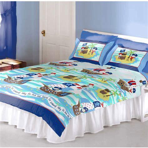 seas pirates bedding bedroom accessories duvet