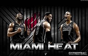 Miami Heat Wallpaper - NBA Wallpaper