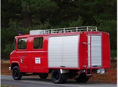 1979 Mercedes Benz 409 Fire Truck Copley Motorcars