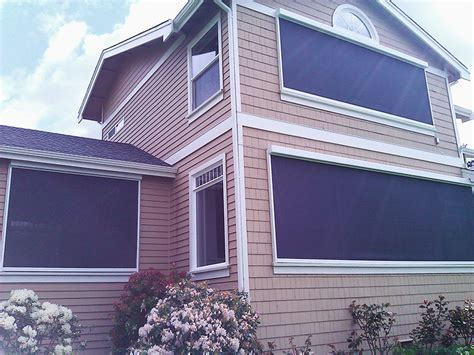 Exterior Solar Shades Small ? Home Ideas Collection : Tips