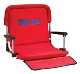 nfl deluxe stadium seat buffalo bills sports stadium seats sports outdoors