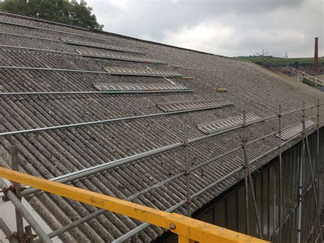 overcladding  existing roofs asbestos company alltite