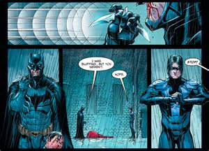 Damian Wayne Kills Nightwing Injustice