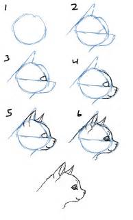 how to draw a realistic cat savanna williams august 2012