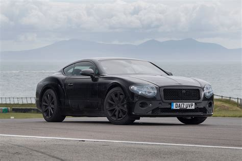 2018 Bentley Continental Gt Prototype
