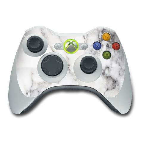Xbox 360 Marble Game Xbox 360 Controller Skin White Marble By Marble