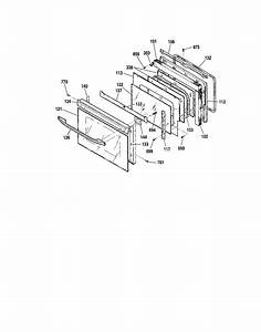 Kenmore 91141084993 Electric Wall Oven Parts