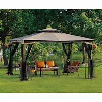 best patio tent gazebo Unique Patio Gazebos And Canopies #1 Patio Canopy Gazebo With Netting | BloggerLuv.com