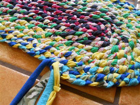 Crochet Rag Rug Patterns by Lost Art Of Braid In Rag Rugs Part 3 Youtube