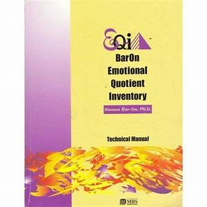 Baron Emotional Quotient Inventory   Youth Version