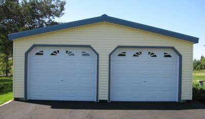 car garage me great prices on a prefab two car garage order 24