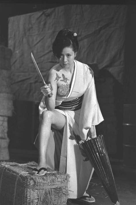 Yakuza tattoo geisha #yakuza #tattoo #geisha & yakuza