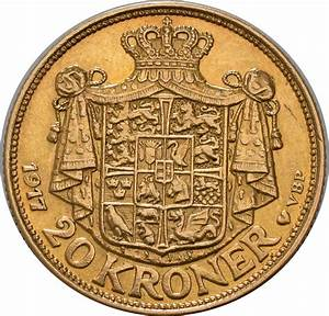 20 Kroner Danish gold coin, from Bullion by Post, the UK's ...