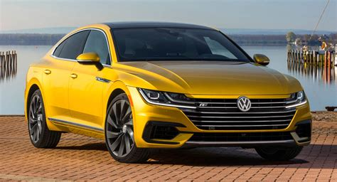 arteon vw 2019 2019 vw arteon gets r line package debuts at ny auto show