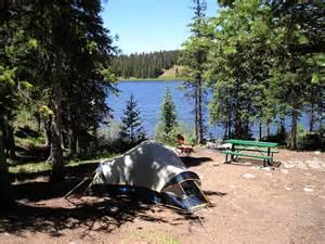 Molas Lake Silverton Colorado Campground